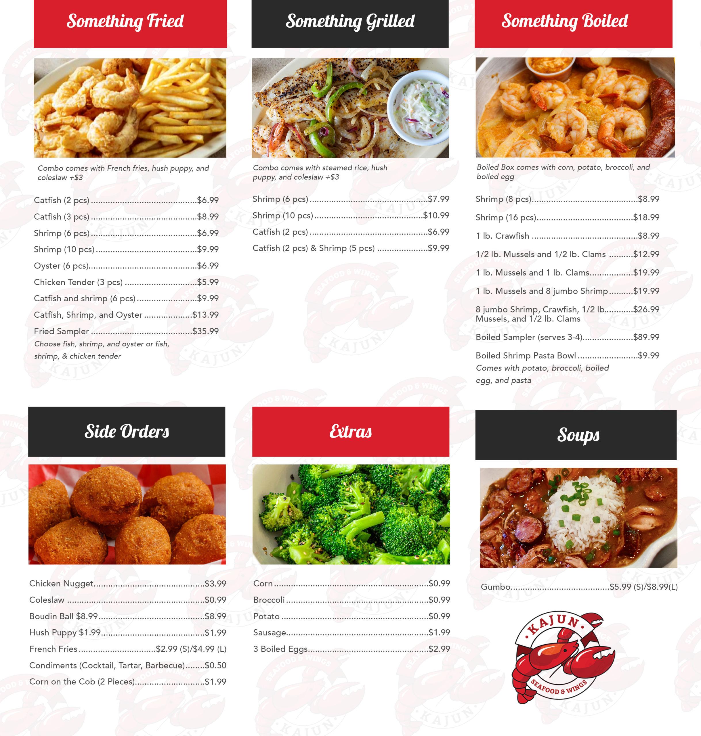 Kajun-Seafood-Combo-Kitchen-Website-Menu