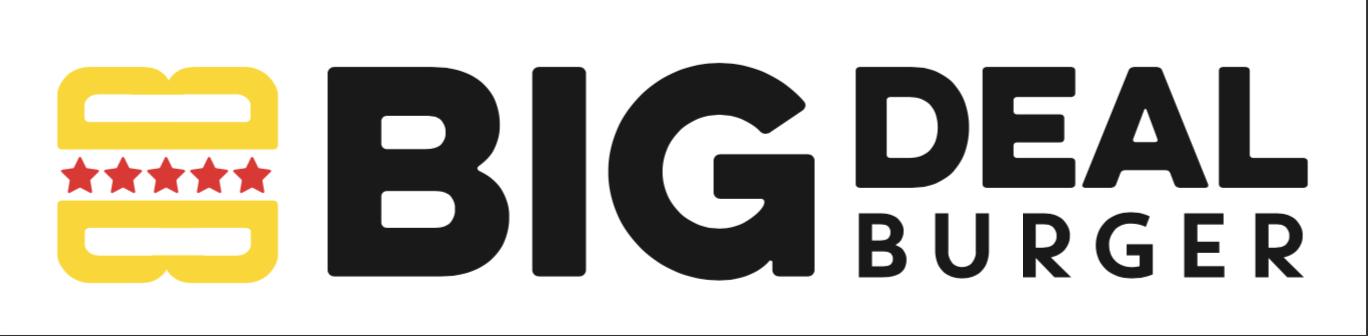 Big Deal Burger logo